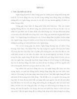 Thực trạng cho vay trung và dài hạn tại Ngân hàng thương mại cổ phần Công thương Việt Nam, Chi nhánh Phú Thọ