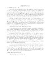 Hướng dẫn giải toán có lời văn cho học sinh lớp 1