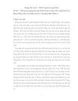 skkn Hướng mới giảng dạy một số tiết luyện kĩ năng Viết trong Sách Giáo Khoa Tiếng Anh 10 và Tiếng Anh 12 THPT CHUYÊN HÀ TĨNH