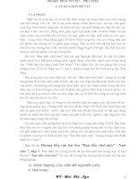 Hướng tiếp cận bài thơ Bạn đến chơi nhà - Ngữ văn 7, tập 1