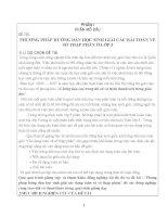 SKKN PHƯƠNG PHÁP HƯỚNG DẪN HỌC SINH GIẢI CÁC BÀI TOÁN VỀ SỐ THẬP PHÂN Ở LỚP 5