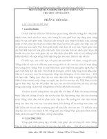 Một số kinh nghiệm rèn đọc diễn cảm cho học sinh lớp 5
