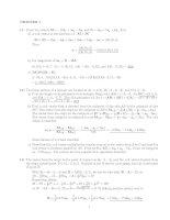 giá trình và bài tập trường điện từ có lời giải