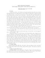 SKKN GIÚP HỌC SINH LỚP 1 VIẾT ĐÚNG CHÍNH TẢ