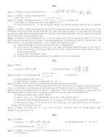 tổng hợp 40 đề luyện thi toán vào lớp 10