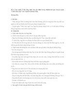 Bài viết số 6 Ngữ văn lớp 9 Suy nghĩ về đời sống tình cảm gia đình trong chiến tranh tranh qua Chiếc lược ngà