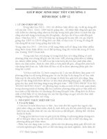 SÁNG KIẾN KINH NGHIỆM Giúp học sinh học tốt chương 3 hình học lớp 12