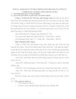 báo cáo thực tập tổng hợp khoa quản trị doanh nghiệp tại  Công ty TNHH SX-DV-TM Hóa chất Hoàng Long