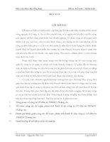 báo cáo thực tập tổng hợp khoa kế toán kiểm toán tại công ty CP đầu tư TM&DV Hoàng An