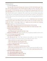 TRIỂN KHAI DẠY HỌC ĐỊNH HƯỚNG HOẠT ĐỘNG CHO MODULE HÀN ĐIỆN CƠ BẢN TẠI TRƯỜNG TRUNG CẤP NGHỀ TÂY NINH (TT)
