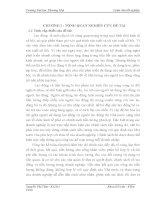 kế toán tiền lương và các khoản trích theo lương của công ty cổ phần Thiên Trường Nam Định
