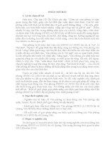 """""""Một số giải pháp góp phần nâng cao hiệu quả hoạt động của Văn phòng HĐND và UBND thị xã Quảng Yên, tỉnh Quảng Ninh""""."""