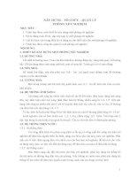 Bài giảng XÂY DỰNG - TỔ CHỨC - QUẢN LÝ PHÒNG XÉT NGHIỆM