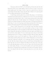 """""""Nâng cao hiệu lực các công cụ truyền thông marketing điện tử tại công ty TNHH Thương Mại và Du Lịch Khát Vọng Việt"""""""