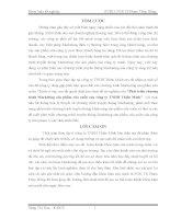 Phát triển chương trình Marketing sản phẩm cửa cuốn của công ty TNHH Thiên Minh