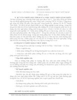 Khắc phục lỗi phát âm, sử dụng nhằm cấu trúc ngữ pháp tiếng Anh 6