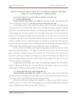 NGUYÊN NHÂN THỰC SỰ CỦA KHỦNG HOẢNG NỢ CÔNG CHÂU ÂU VÀ SỐ MỆNH CỦA ĐỒNG EURO