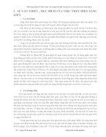 Phương pháp tổ chức dạy các dạng bài tập luyện từ và câu cho học sinh lớp 4