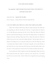MỘT SỐ BIỆN PHÁP KHẮC PHỤC LỖI CHÍNH TẢ CHO HỌC SINH LỚP 5