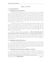 SKKN Một số biện pháp sửa lỗi chính tả phụ âm đầu và phân biệt dấu hỏi dấu ngã cho học sinh lớp 3