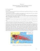 Đường tần suất mực nước biển tổng hợp ven bờ từ Quảng Ninh đến Kiên Giang