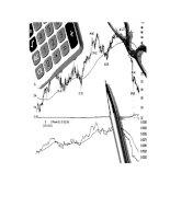 một số hệ số tài chính đặc trưng trong phân tích báo cáo tài chính