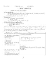 Giáo án điện tử ngữ văn tự chọn 6