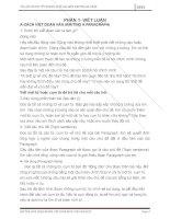 TÀI LIỆU ôn THI tốt NGHIỆP QUỐC GIA WRITING