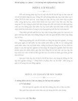 Một số dạng Bài tập phép nhân và phép chia đa thức