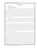 Sáng kiến kinh nghiệm Rèn chữ viết cho học sinh lớp 2