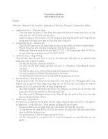 Câu hỏi thi cuối khóa môn tính toán lưới