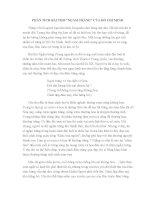Phân tích bài thơ Ngắm trăng của Hồ Chí Minh