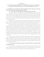 THỰC TRẠNG CÔNG TÁC KẾ TOÁN CHI PHÍ SẢN XUẤT VÀ TÍNH GIÁ THÀNH SẢN PHẨM Ở CÔNG TY TNHH XÂY DỰNG VÀ PHÁT TRIỂN THÀNH ĐẠT