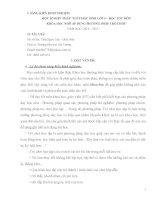 """SKKN MỘT SỐ BIỆN PHÁP """"GIÚP HỌC SINH LỚP 5 – HỌC TỐT MÔN KHOA HỌC NHỜ ÁP DỤNG PHƯƠNG PHÁP TRÒ CHƠI"""""""