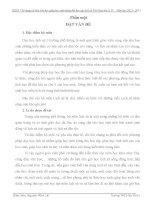 SKKN  Sử dụng tài liệu văn học giúp học sinh hứng thú học tập lịch sử Việt Nam lớp 8, 9 Năm học 2013 - 2014