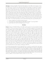 bài tập luật thương mại 1  công ty cổ phần