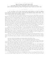ĐỀ CƯƠNG TUYÊN TRUYỀN ĐẠI HỘI MẶT TRẬN TỔ QUỐC VIỆT NAM CÁC CẤP,  TIẾN TỚI ĐẠI HỘI MẶT TRẬN TỔ QUỐC VIỆT NAM LẦN THỨ VIII