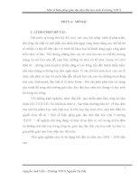 SÁNG KIẾN KINH NGHIỆM Một số biện pháp giáo dục đạo đức học sinh ở trường THCS
