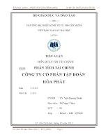 Phân Tích Thực Trạng Áp Dụng Hệ Thống Quản Lý Chất Lượng ISO 90012008 Tại Công Ty DSG VIETNAM