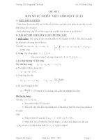 bài tập nâng cao toán lớp 6 có giải chi tiết