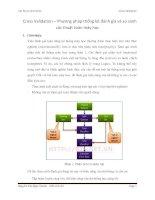 Phương pháp thống kê đánh giá và so sánh các thuật toán máy học