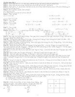 bộ bài tập toán lớp 2