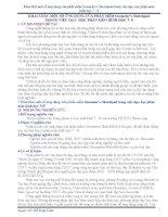 KHAI THÁC MỘT SỐ ỨNG DỤNG CỦA PHẦN MỀM GEOMETER'SSKETCHPAD TRONG VIỆC DẠY HỌC PHÂN MÔN HÌNH HỌC 7-8