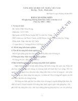 SKKN MỘT SỐ BIỆN PHÁP GIÚP HỌC SINH LỚP 4 HỌC TỐT PHÂN NÔM VẼ TRANG TRÍ