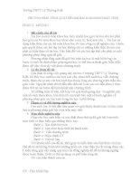 Sáng kiến kinh nghiệm: Phương pháp tổng quát để giải bài toán bằng máy tính  Trường THPT Lý Thường Kiệt