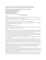 Phân tích khổ cuối bài thơ tây tiến của quang dũng ngu van 12