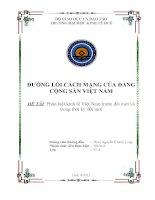 Phân biệt kinh tế Việt Nam trước đổi mới và trong thời kỳ đổi mới