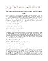 Phân tích một đoạn thơ yêu thích trong bài thơ đất nước của nguyễn khoa điềm ngu van 12