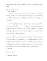 SKKN MỘT SỐ BIỆN PHÁP GIÁO DỤC ĐẠO ĐỨC CHO HỌC SINH LỚP 1