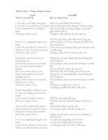 Học tiếng anh qua bài hát That is love